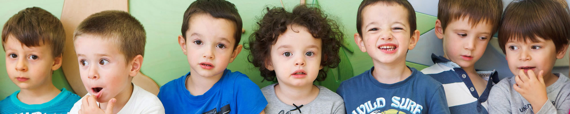 Asili nido e scuole dell'infanzia Happy Child bilingue - Milano