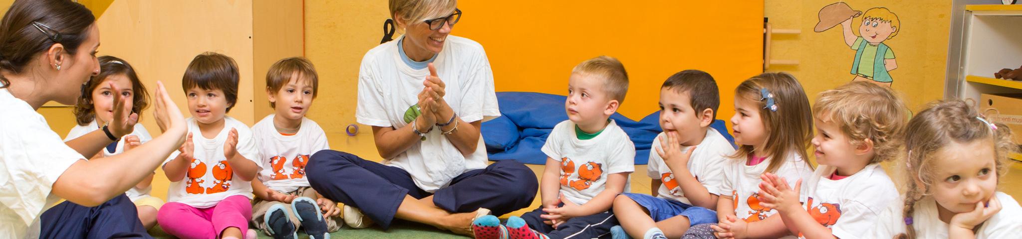 Insegnamento Inglese - Happy Child asili nido e scuole dell'infanzia bilingue