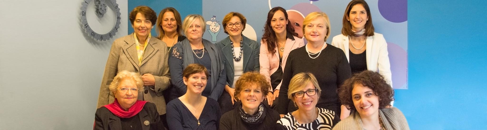 Team azienda - Happy Child, rete di asili nido e scuole materne bilingue privati