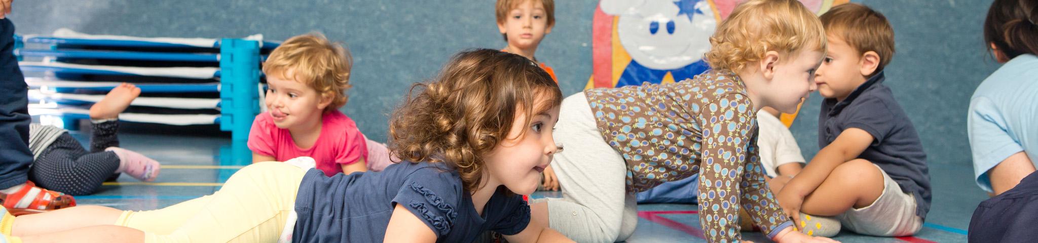 Metodo, educazione tempestiva Happy Child - Gioco e formazione