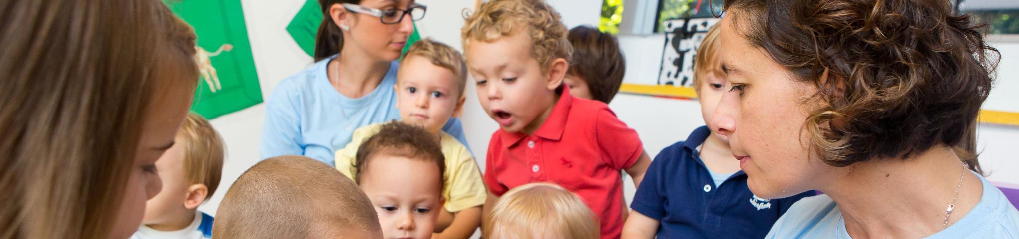 Formazione - Happy Child, asili nido e scuole dell'infanzia