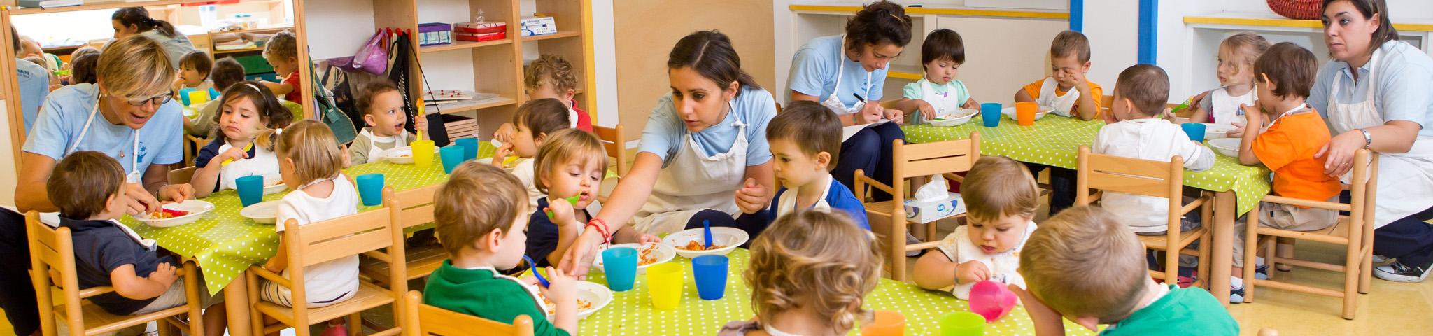 Cucina Happy Child - La corretta alimentazione sin dai primi anni
