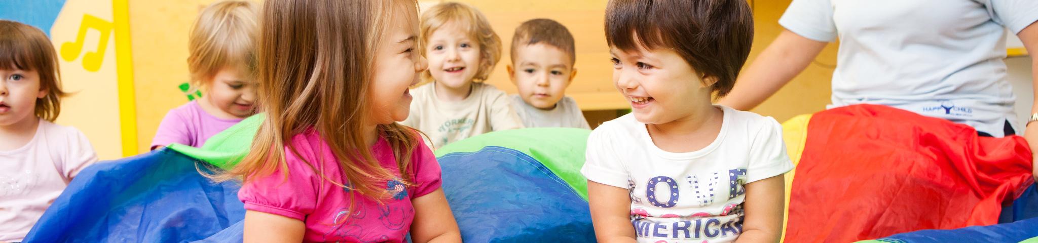 Happy Child - Stimolazione dei sensi con la musica