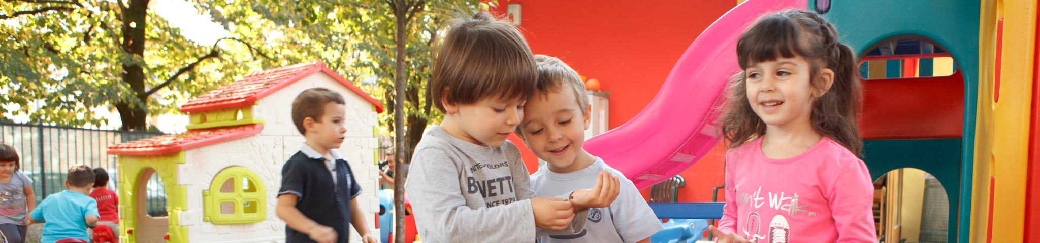 Programmi vacanze per periodi di inattività scolastica - Happy Child, Lombardia