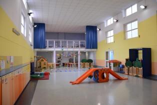 Salone scuola infanzia
