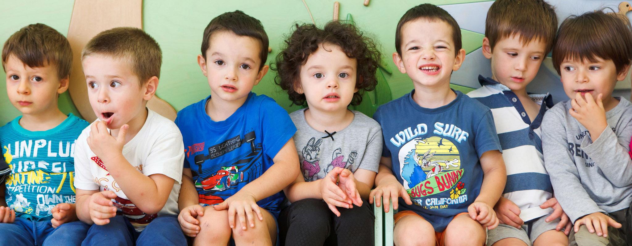 Rete di asili nido e scuole dell'infanzia Happy Child - Milano