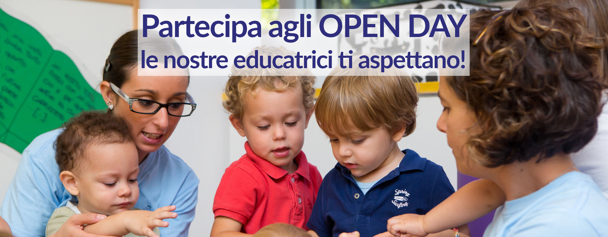 Open Day Happy Child - Asili nido e scuole dell'infanzia bilingue - Milano