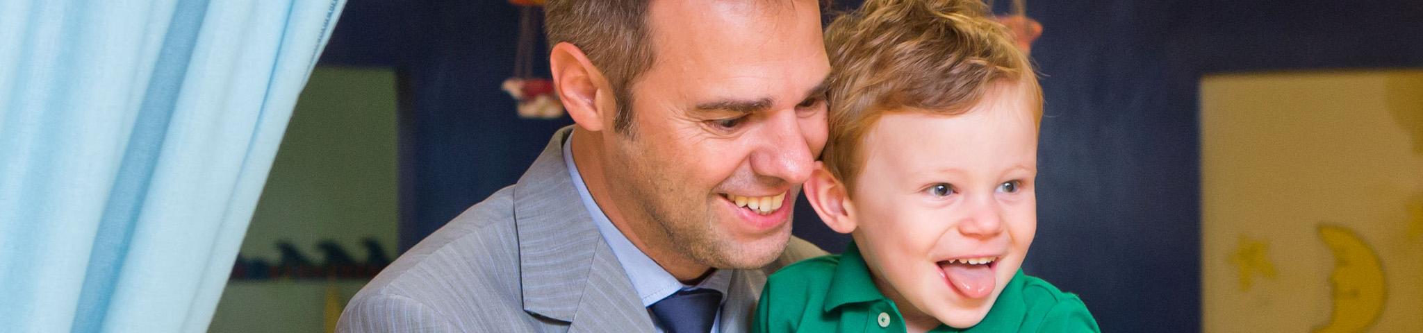 I racconti dei genitori di Happy Child